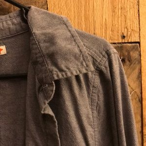 Old Navy Tops - Old Navy chambray button down